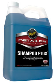 Meguiar's Shampoo Plus, 1-Gallon
