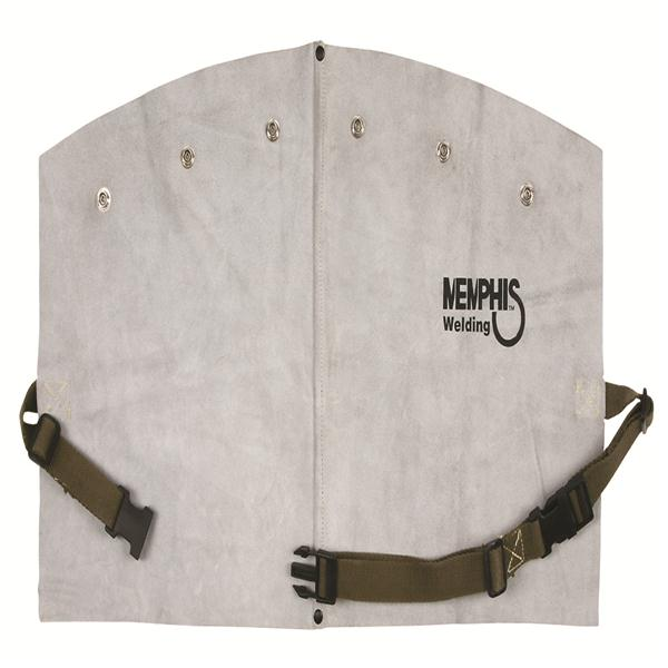 Memphis Leather Welding Bib