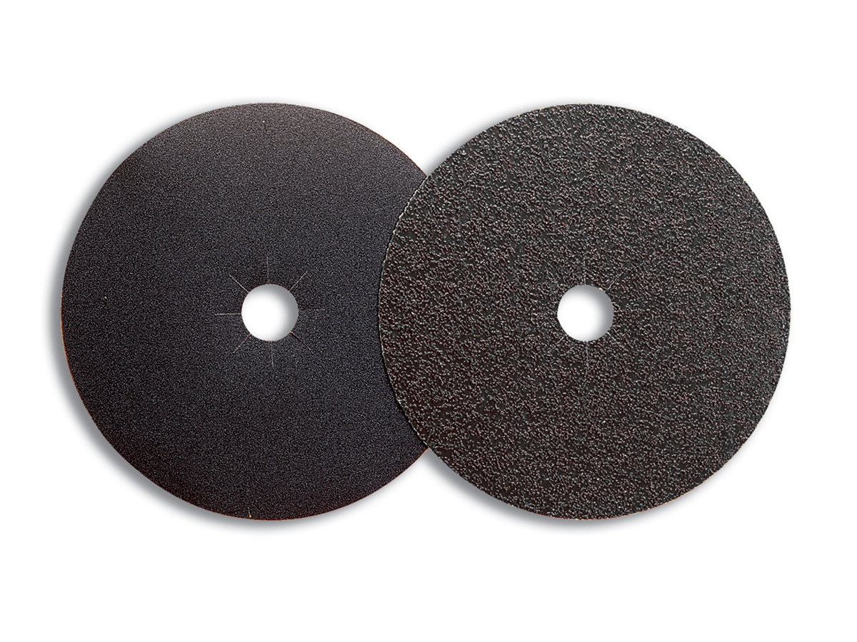 Mercer 15 x 2 Hole Silicon Carbide Floor Sanding Discs: Grit 80X