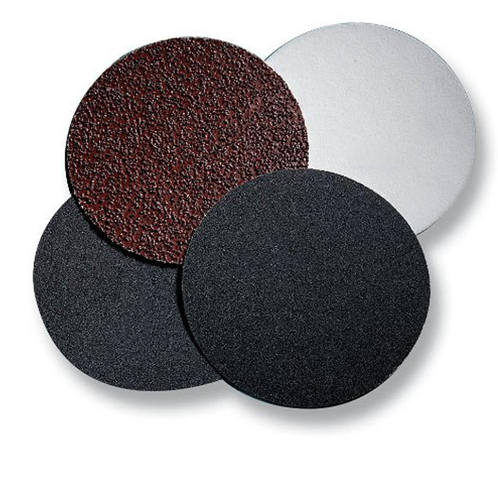 Mercer 6 x no hole hook loop silicon carbide floor for 17 floor sanding disc
