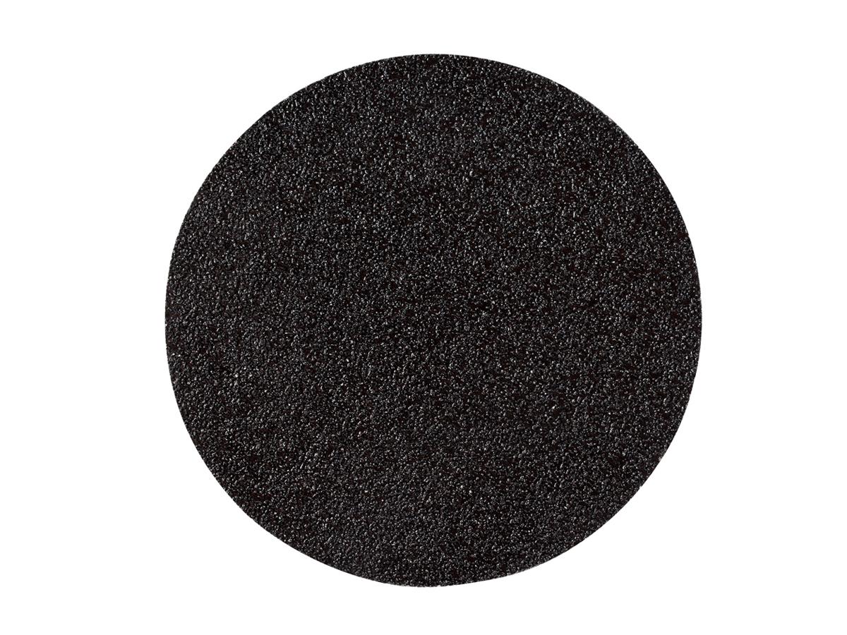 Mercer 7 x 5/16 Hole Zirconia Floor Sanding Edger Discs - Cloth: Grit 100X