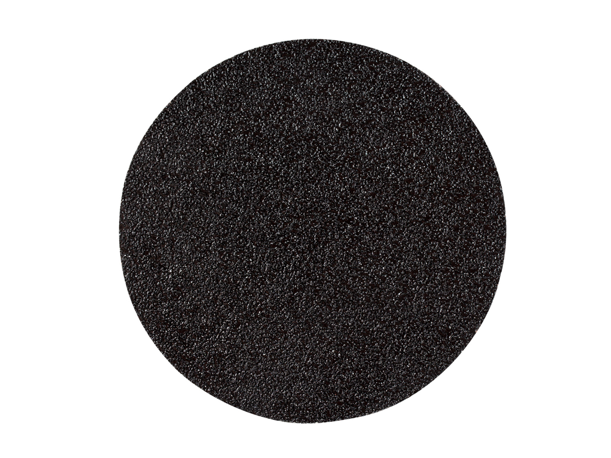 Mercer 7 x 5/16 Hole Zirconia Floor Sanding Edger Discs - Cloth: Grit 50X