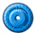 Mercer Type 27 Zirconia Trimmable Flap Disc: Grit/WT 60