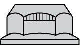 Metric Class 10 Steel Zinc Plated Flange Nuts Din 6923