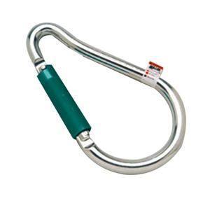 Miller® Aluminum Carabiner w/ 2 1/4 Gate Opening