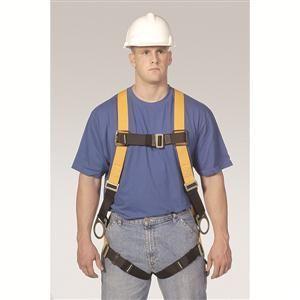 Miller® Titan™ T-Flex™ Harness w/ Mating Leg Strap Buckles & Side D-Rings