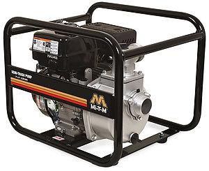 Mi-T-M 2 Semi-Trash Water Pump - Mi-T-M Engine