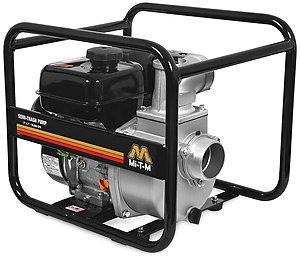 Mi-T-M 3 Semi-Trash Water Pump - Mi-T-M Engine