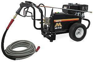 Mi-T-M CW Premium Series 4000 PSI Cold Water Gasoline Belt Drive Pressure Washer