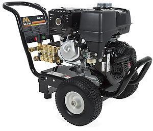 Mi-T-M JP Series 4000 PSI Cold Water Gasoline Direct Drive Pressure Washer