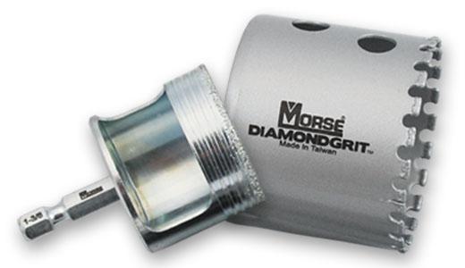 Mk Morse Diamond Grit Hole Saws