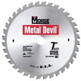 MK Morse Metal Devil™ Circular Saw Blades