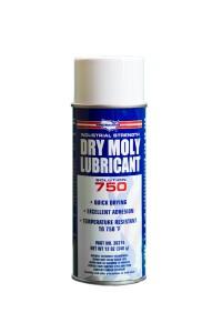 MRO Solution 750 – DRY MOLY LUBRICANT 12 oz Aerosol
