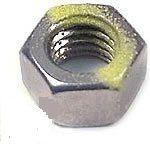 Nylon Patch Stainless Steel 18/8 Finish Hex Nuts