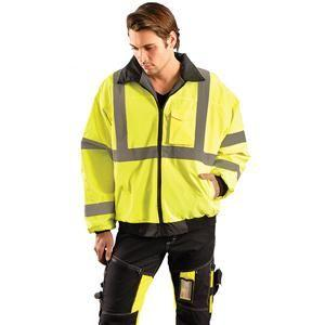 Occunomix Value Hi-Vis Bomber Jacket