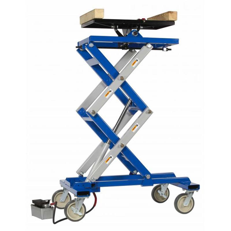 OTC 2,500lb Air/Hydraulic Powertrain Lift