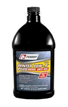 Penray® 32oz. Winter Pow-R® Plus Diesel Fuel Treatment