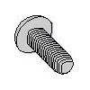 Phillip Pan Head Steel Black Zinc Bake Wax Tri-lobular TT  Thread Rolling Screws