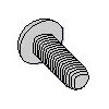 Phillip Pan Head Steel Black Zinc Bake Wax Tri-lobular  Thread Rolling Screws