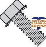 Phillips External Washer Hex Washer Head Steel Zinc Plated Sem Screws