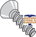 Phillips Flat Undercut Head Steel Zinc Bake Wax Plated Tri-lobular PT_ 48-2 Thread Rolling Screws