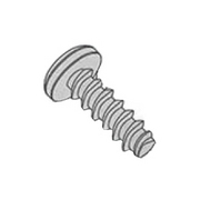 Phillips Pan Head 18/8 Stainless Steel Tri-lobular PT_  48-2 Thread Rolling Screws