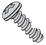 Phillips Pan Head 18/8 Stainless Steel Type B Sheet Metal Screws