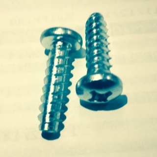 Phillips Pan Head 410 Stainless Steel Tri-lobular PT_  48-2 Thread Rolling Screws