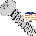 Phillips Round Head Steel Zinc Plated Type B Sheet Metal Screws