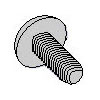 Phillips Truss Head Steel Zinc Bake Wax Plated Tri-lobular TT  Thread Rolling Screw