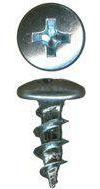 Phillips-Truss Zinc for Drawer Slide Screws QuickScrews®