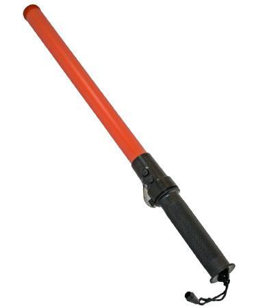 PIP 22 Orange Flash Baton With Audible Signal