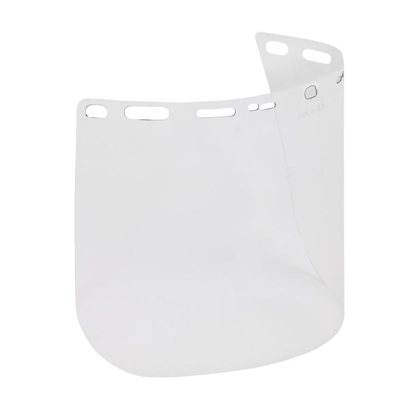 PIP Boutin® Optical .040 Thick Universal Fit Polycarbonate Safety Visor