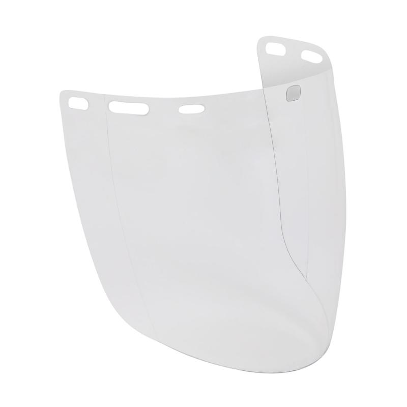 PIP Bouton® Optical Clear Uncoated Aspherical Polycarbonate Safety Visor