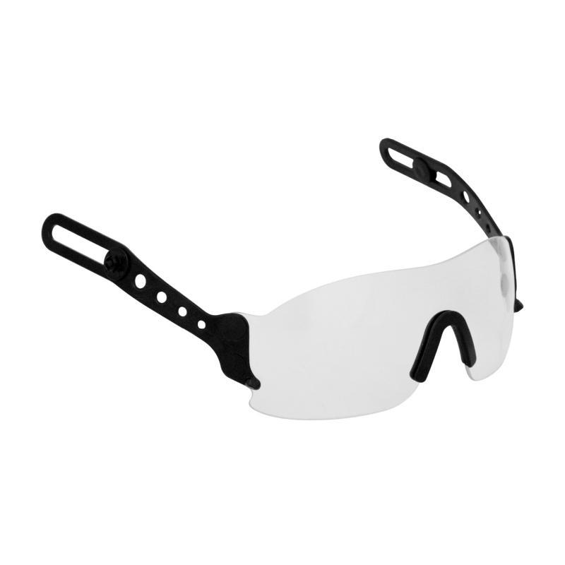 PIP EvoSpec™ JSP® Evolution® Deluxe Hard Hat Clear Lens Safety Glasses Add On