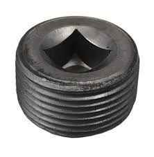 PIPE PLUGS ALLOY DRY-SEAL 3/4 TAPER BLACK OXIDE (USA)