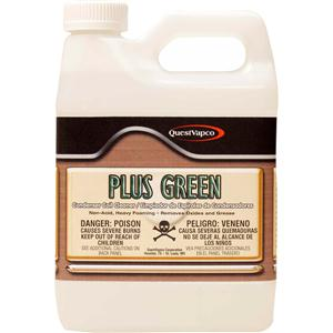 Plus Green Condenser Coil Cleaner, Quart