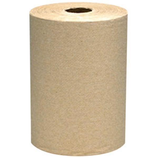 Preserve Hardwound Towels, Natural, 6 Rolls/7 7/8 x 800' ea