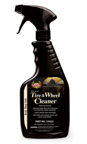 Presta Non-Acid Tire & Wheel Cleaner