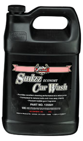 Presta Sudzz™ Economy Car Wash, 1-Gallon