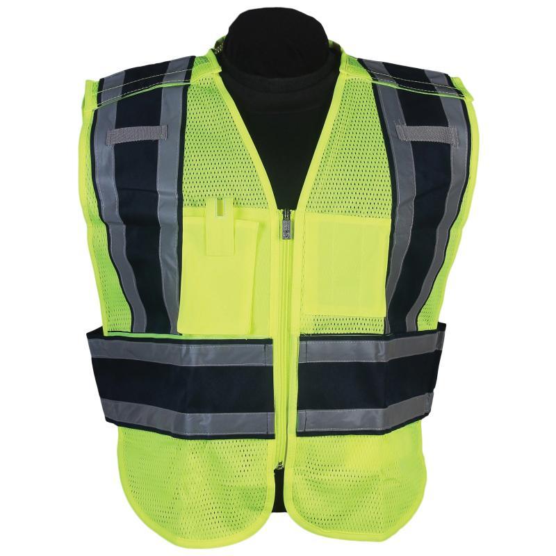 Public Safety Vest Class 2 Blue