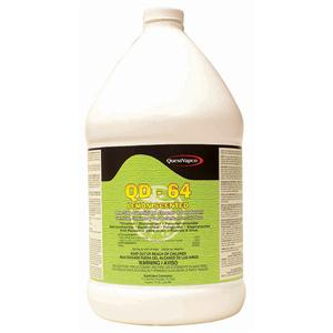 QD-64 One Step Germicidal, Fresh, 1 gal