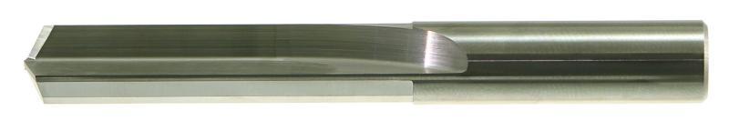 R Straight Flute Drill