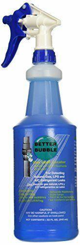 Rectorseal 65432 Better Bubble Leak Locator 32 Oz Trigger Spray