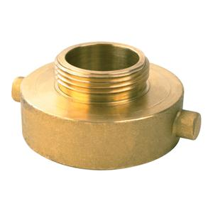 Reducer, 1 1/2 NST(F) x 3/4 GHT(M)