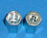 Reducing Steel Zinc Plated Coupling Nuts