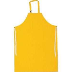River City Protective Apron, PVC/Poly, Sewn Edge, 48 x 35