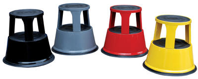 Rolling Step Stools (Available in 4 Colors)