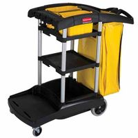 Rubbermaid Commercial High Capacity Cleaning Cart