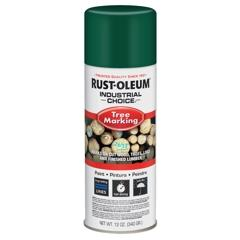 Rust-Oleum® 12oz. Aerosol Gloss Wet/Dry Tree Marking Paint - DARK GREEN